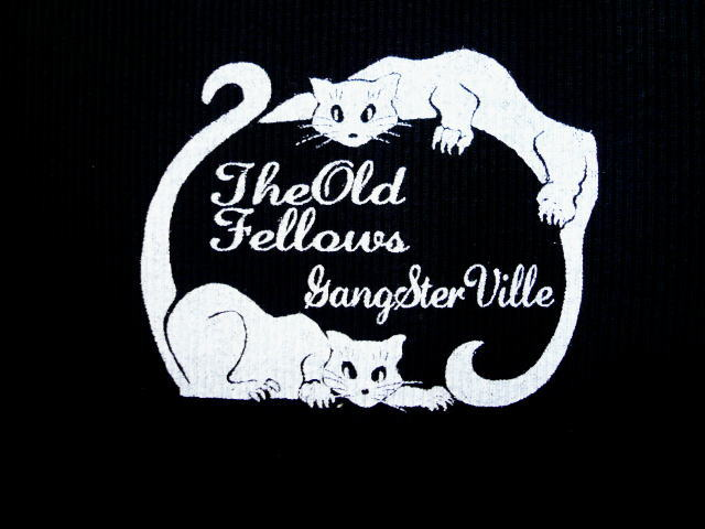 GANGSTERVILLE Old fellows