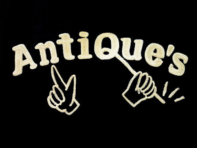 GANGSTERVILLE G.V. Antique's