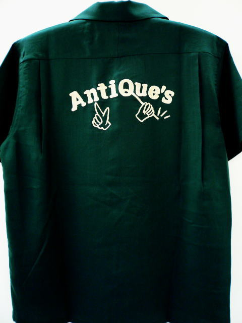 GANGSTERVILLE G.V. Antique's B.S.SHIRTS