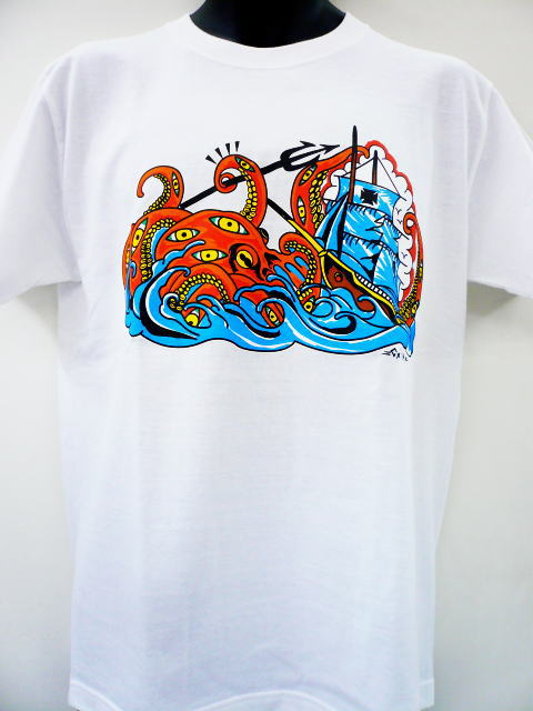INTERFACE OCTOPUS TEE