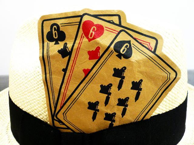 SOFTMACHINE THREE CARD PANAMA