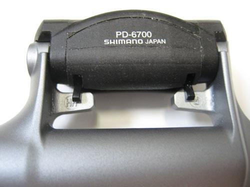 SPD-SLのPD-6700のバネ部分