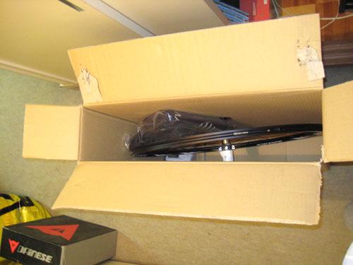 shimanoの箱