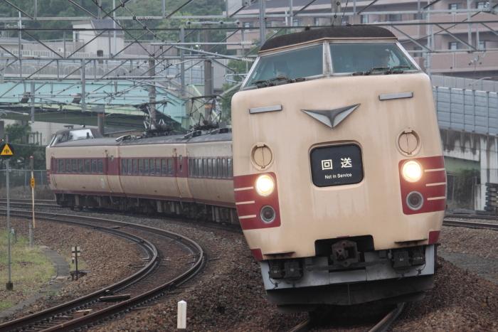 FH63編成廃車回送(6/13)
