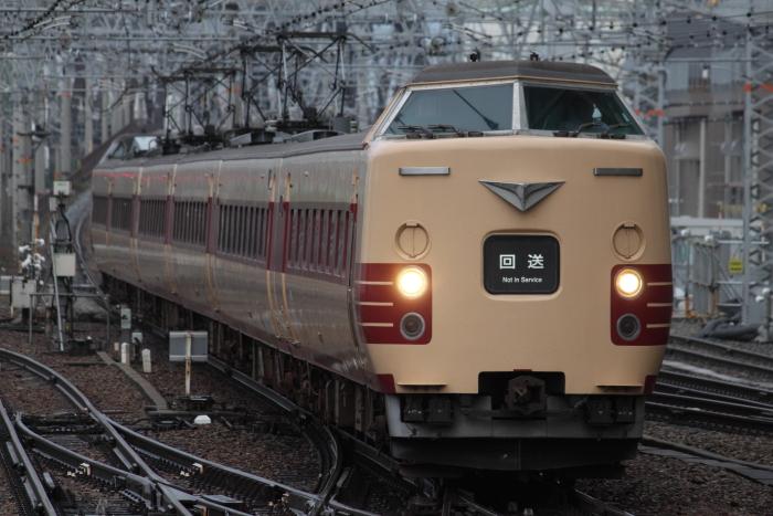 FH62編成廃車回送(6/8)