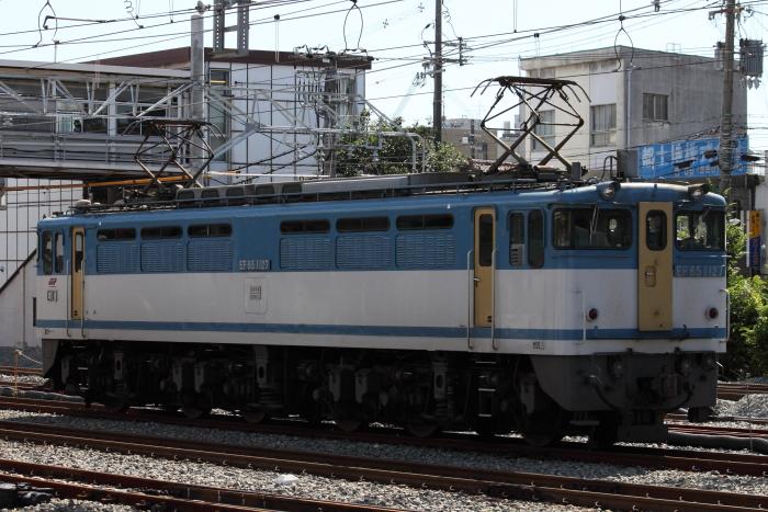 大阪(タ)へ向かう1127号機