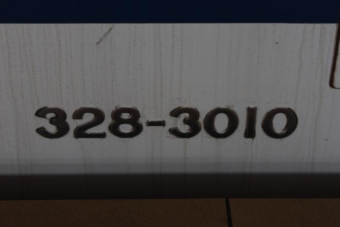 328-3010の側面車番