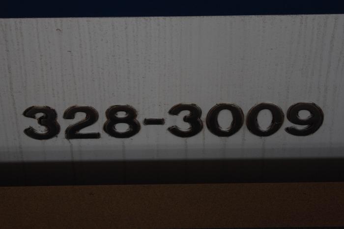 328-3009の側面車番