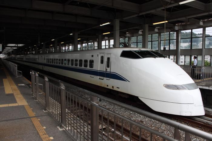 F6編成の廃車回送(広島)