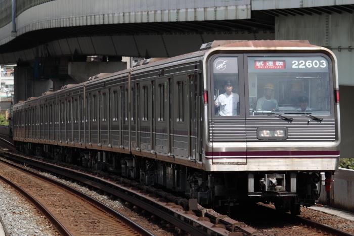 22系リフレッシュ改造車(弁天町)