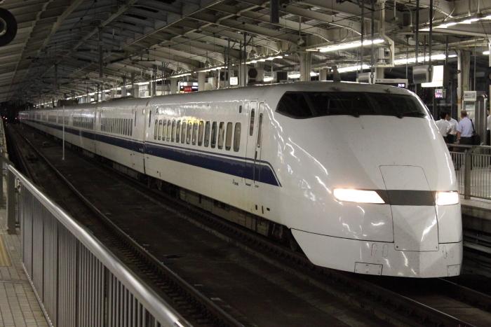 300系F2編成廃車回送(1)