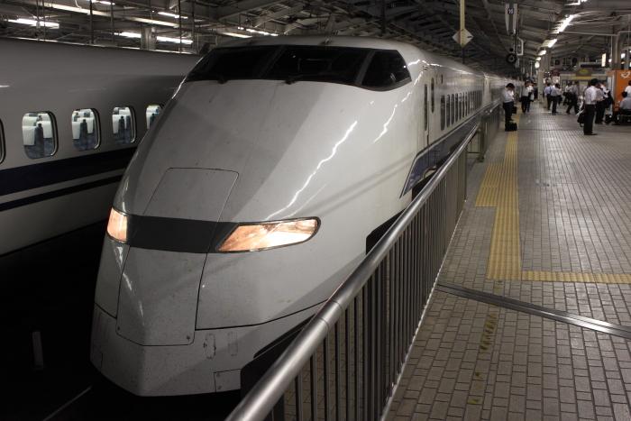 300系F2編成廃車回送(3/面撮り)