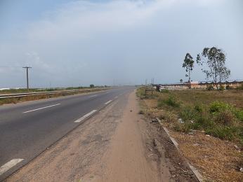 ナイジェリアへ続く道