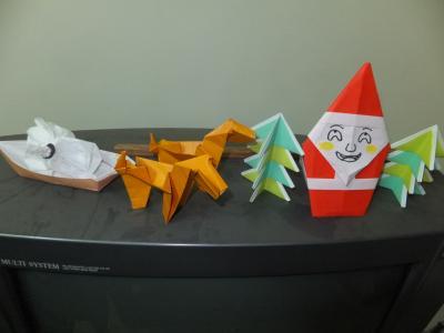Noel d'Origami