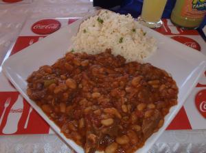 le plat congolais