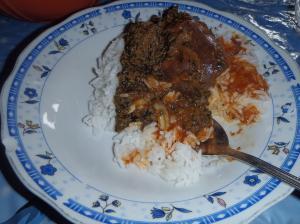 des repas Beninois1