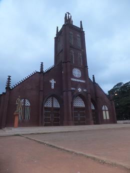 アボメイの大きな教会