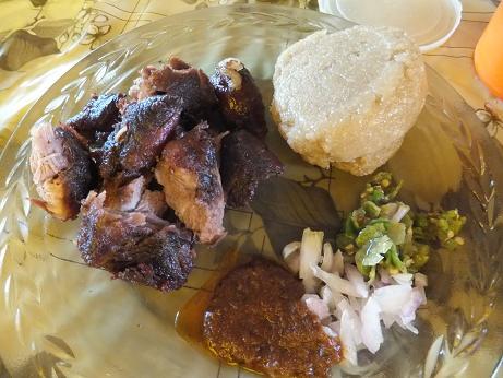 ジャッセンの豚肉