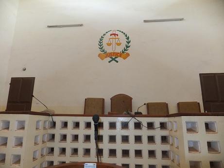 ナチの裁判所