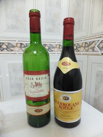 モロッコワイン