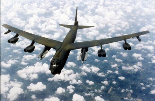 【軍事】 米戦略爆撃機B52、中国の防空識別圏を飛行・・・事前通知せず