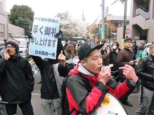 2013年3月31日、【特定アジア粉砕新大久保排害カーニバル!!】