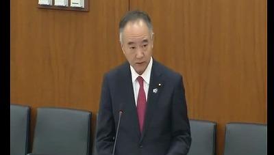 三宅議員NHKの中には相当数外国籍の職員さんがいらっしゃると思いますけど、その国別、或いは人数をですねちょっとお答え頂きたいと思います。