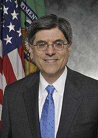 アメリカ財務省 ジェイコブ・ルー長官