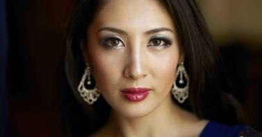 2012年のミス・インターナショナル世界大会で日本人初の優勝を果たした吉松育美さん