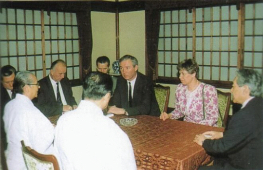 リトアニア共和国のスレジェベシス首相