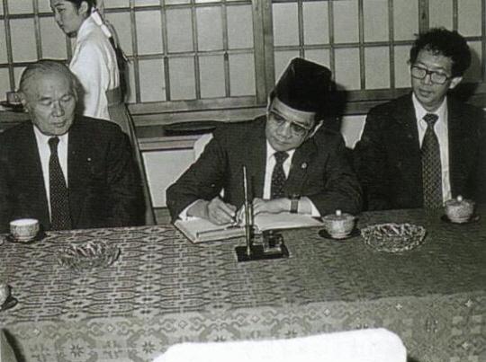 インドネシアのアラムシャ・R・プラウィネガラ宗教相