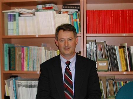 米国ジョージタウン大学東アジア言語文化学部長・ケビン・ドーク教授