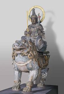 金戒光明寺の文殊菩薩