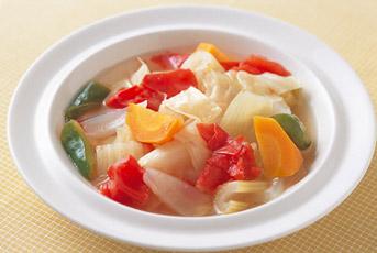 脂肪燃焼スープ①