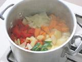 脂肪燃焼スープ③