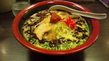 麺屋ぐらんふぁ (3)