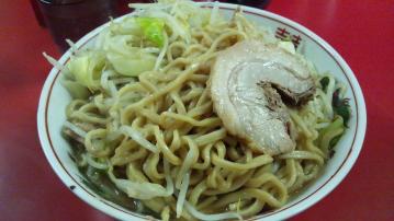 ラーメン二郎 仙台店 (4)