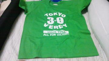 ジェフ戦 Tシャツチケット