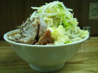 ラーメン二郎 赤羽店 (6)