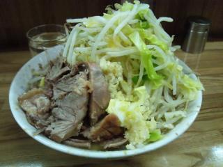 ラーメン二郎 赤羽店 (5)
