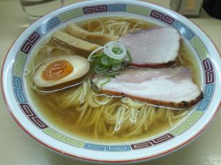 煮干鰮らーめん 圓 (3)