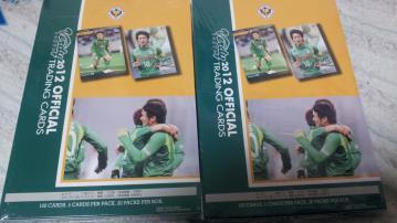 ヴェルディ トレーディングカード2012