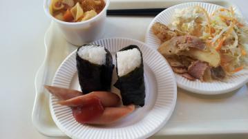 コンフォートホテル広島 朝食