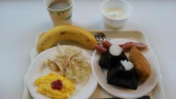 コンフォートホテル広島 朝食 (2)