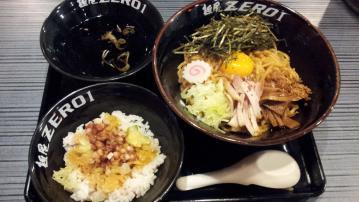 麺屋 ZERO1 橋本ミウィ店 vol.15