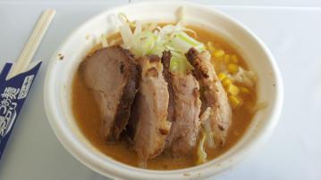 さがみはらぁ麺グランプリ2012『おがわや』 (2)