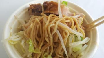 さがみはらぁ麺グランプリ2012『ラーメン 学』 (3)