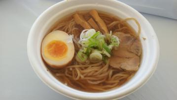さがみはらぁ麺グランプリ2012『肉煮干中華そば鈴木ラーメン店』 (2)