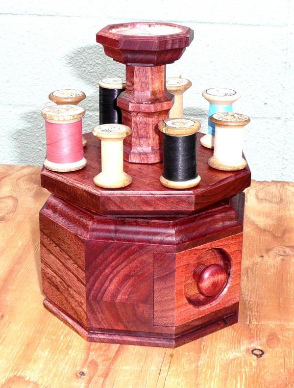 手芸糸巻きスタンド