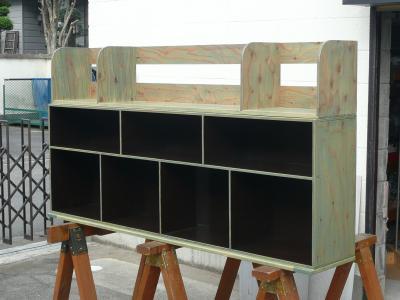 TV台件本箱